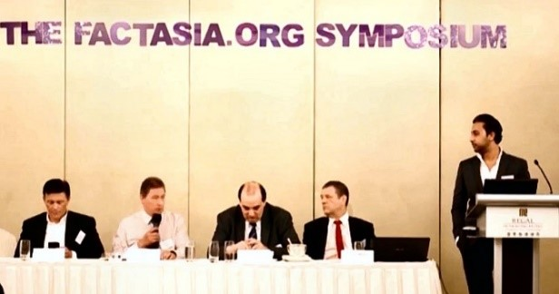 Picture of Factasia E-cigarette symposium 2015